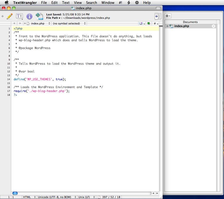 notepad++ pour mac os x